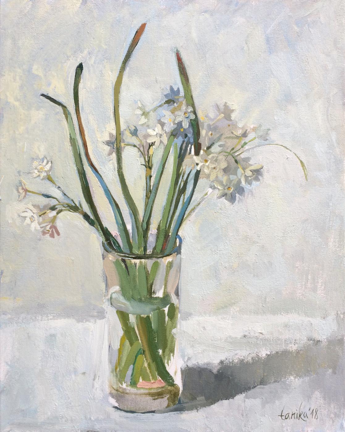 Tanika Yezhova. Daffodils