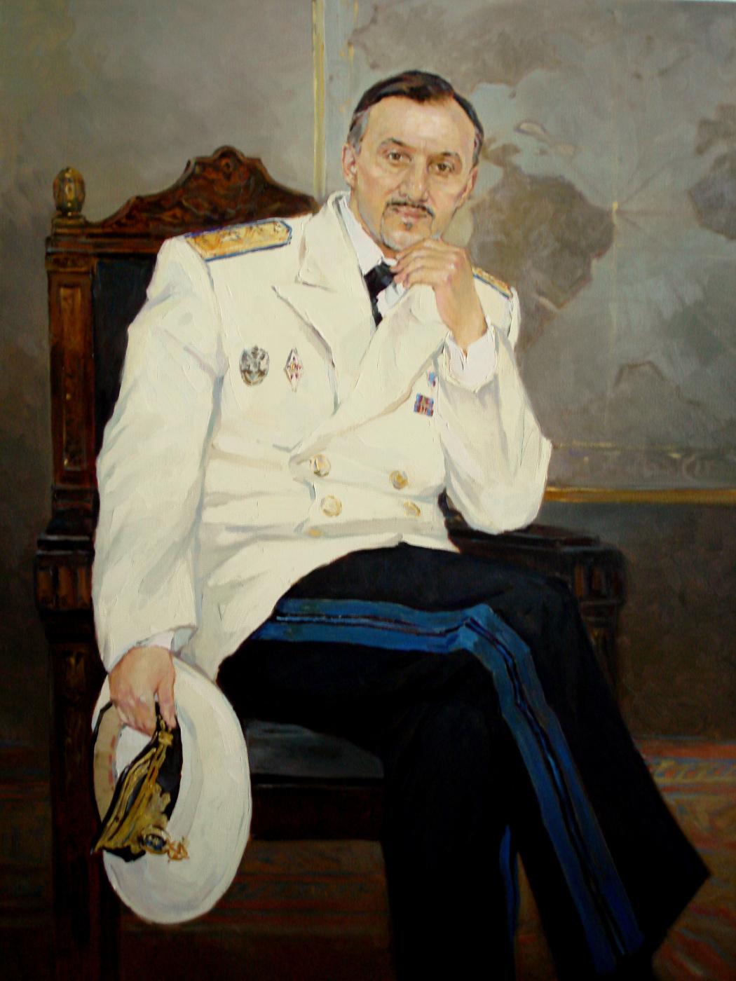 George Lapchinsky. Sergey Snitsaruk