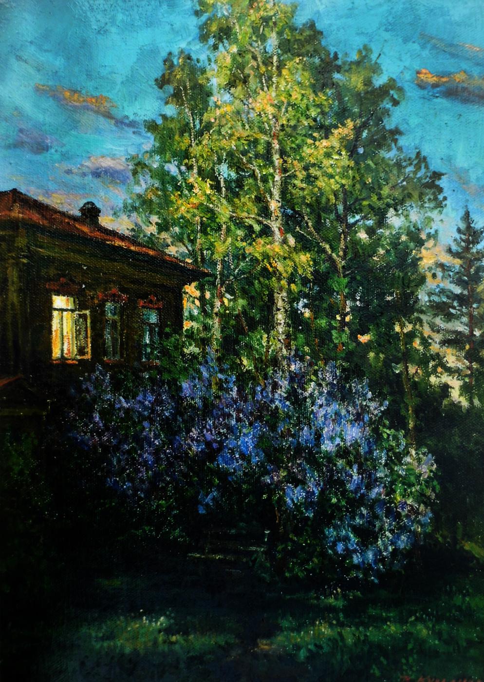 Victor Vladimirovich Kuryanov. Nightingale echo