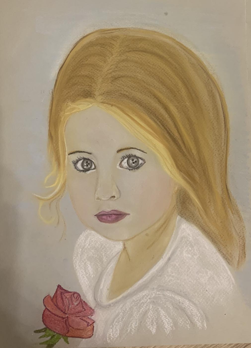 Елена Столярова. Рыжая