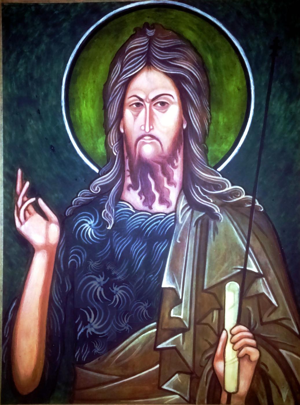 Egor Mountain. John the Baptist