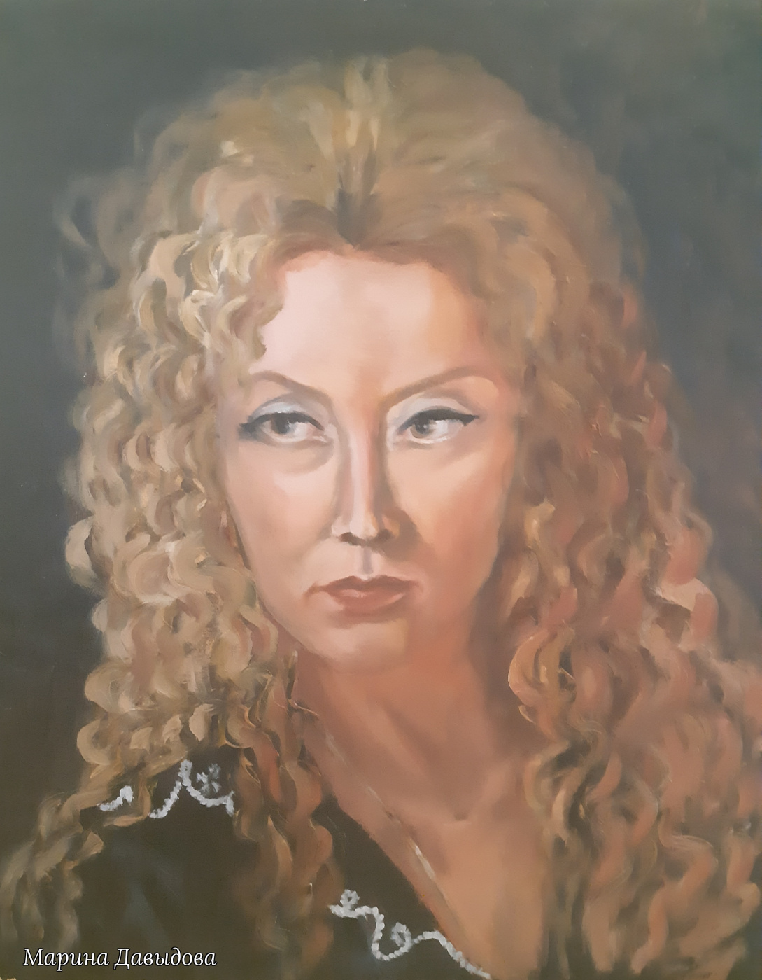 Марина Давыдова. Миледи
