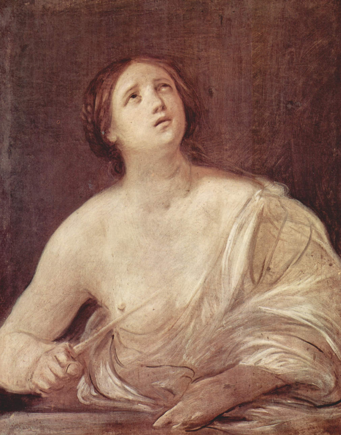 Guido Reni. The Death Of Lucretia
