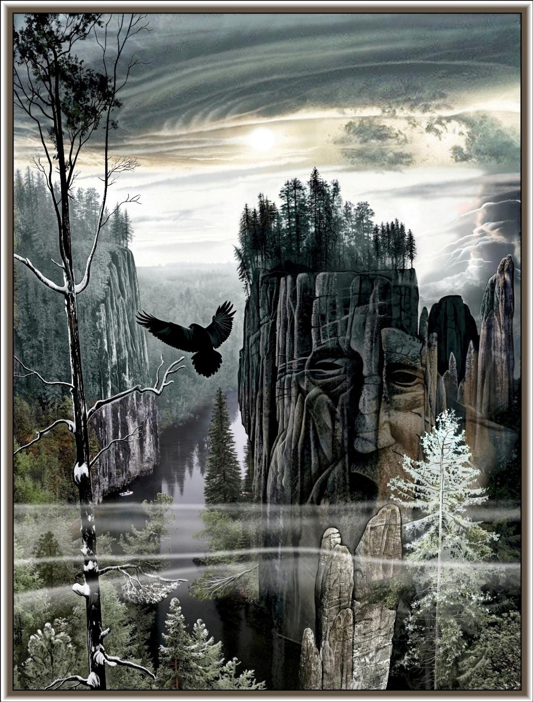 Konstantin Avdeev. Breath of autumn