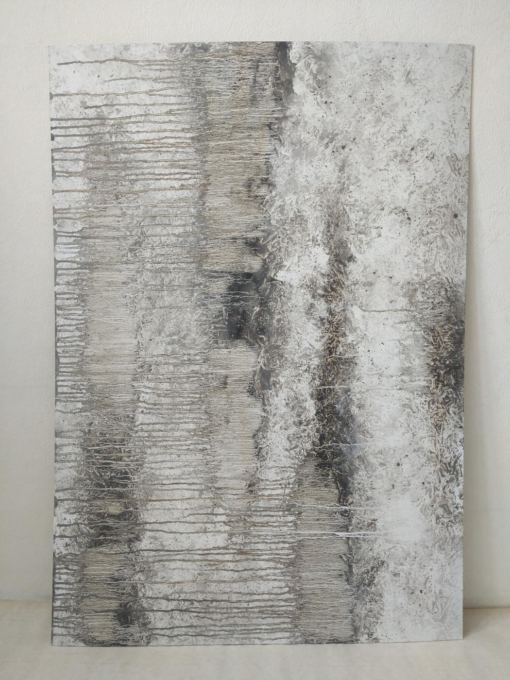 Gulzhanat Temirkhan. Abstraction 11
