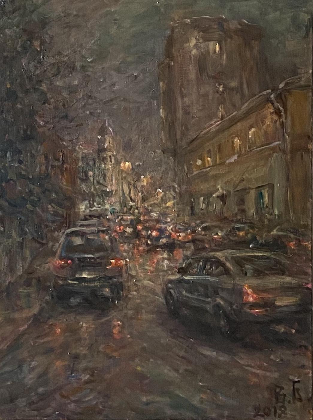 Olga Farbirovich. Lyalin lane