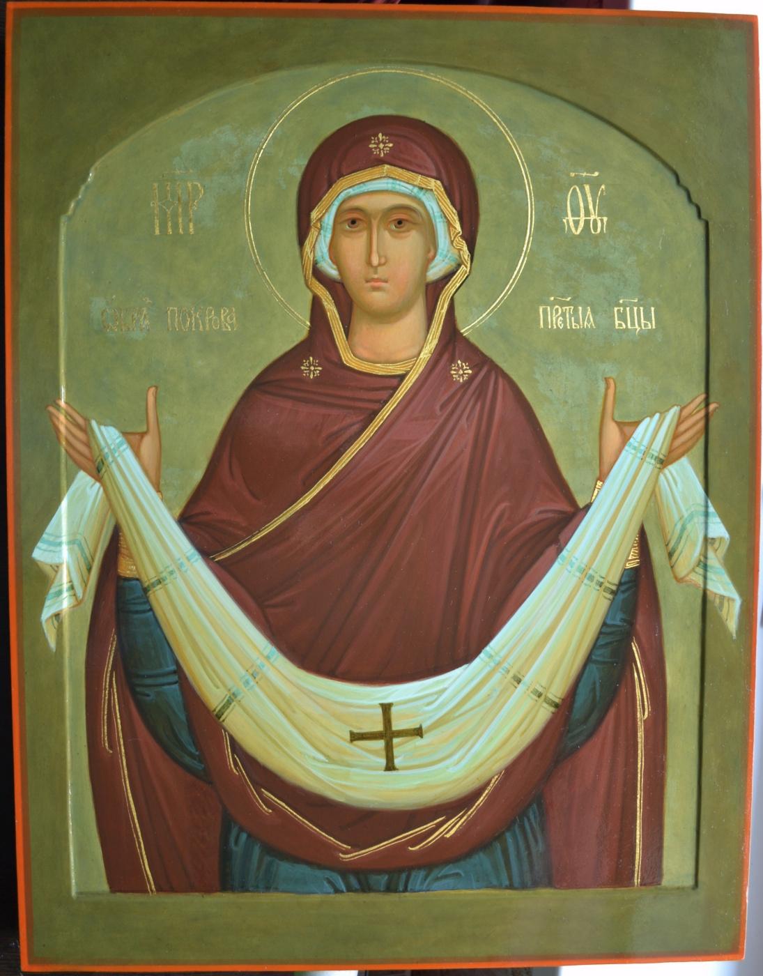 Gennady Viktorovich Babenko. Protection of the Holy Virgin