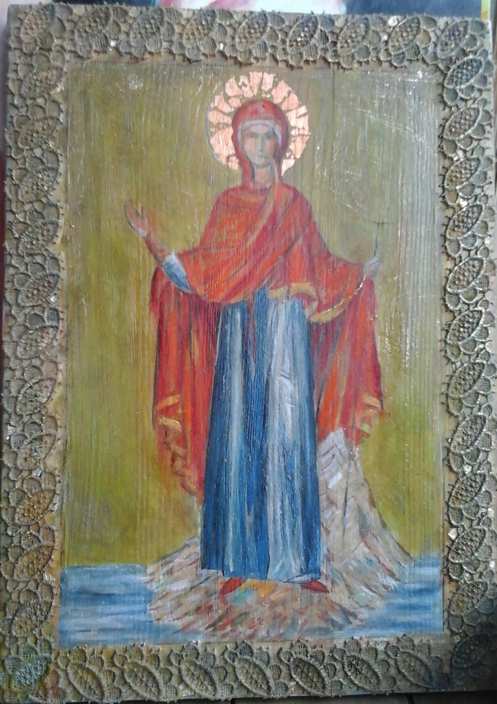 Valery Viktorovich Shechkin. Oranta