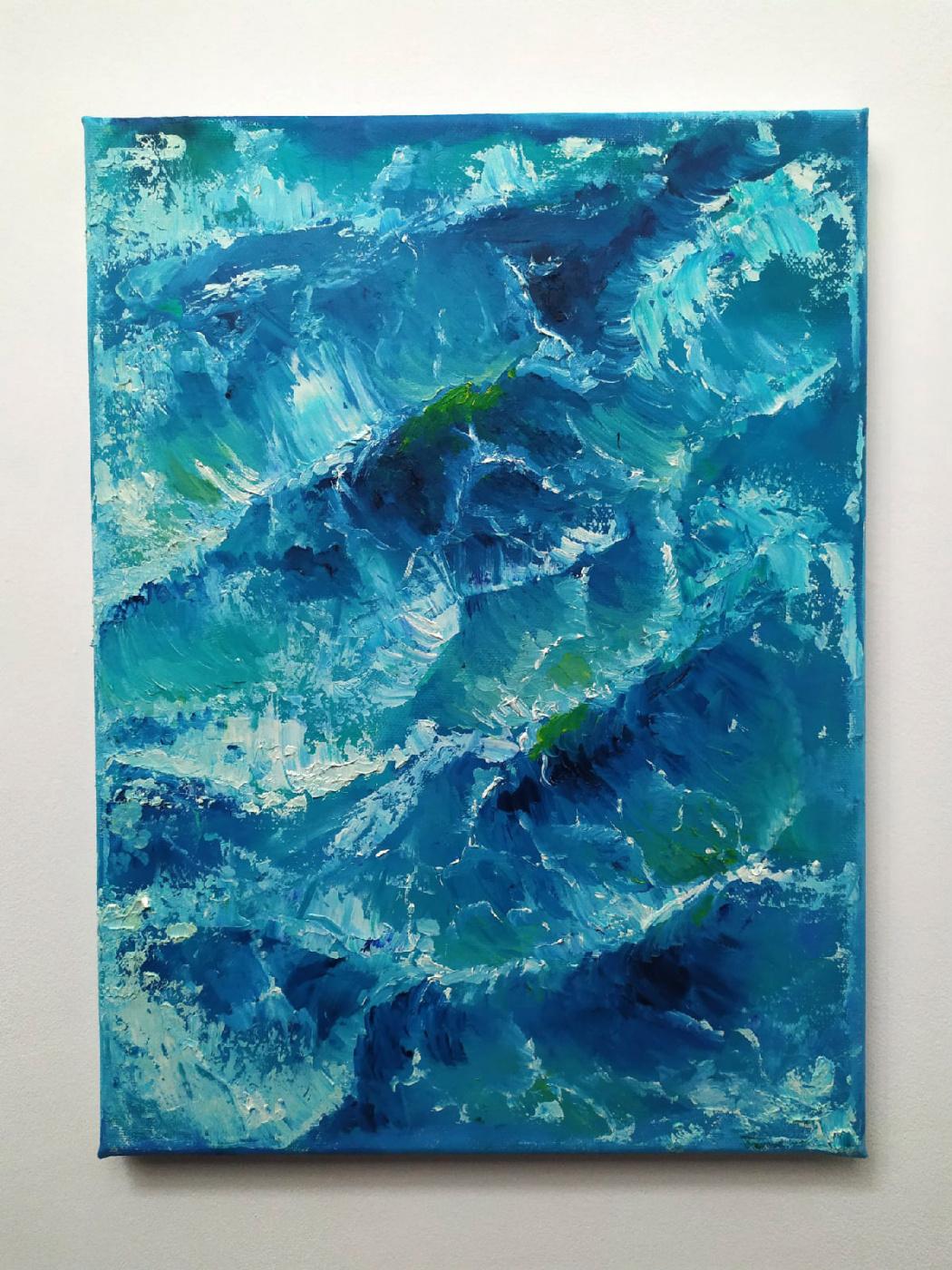 Anya Valerievna Podlesnova. Waves