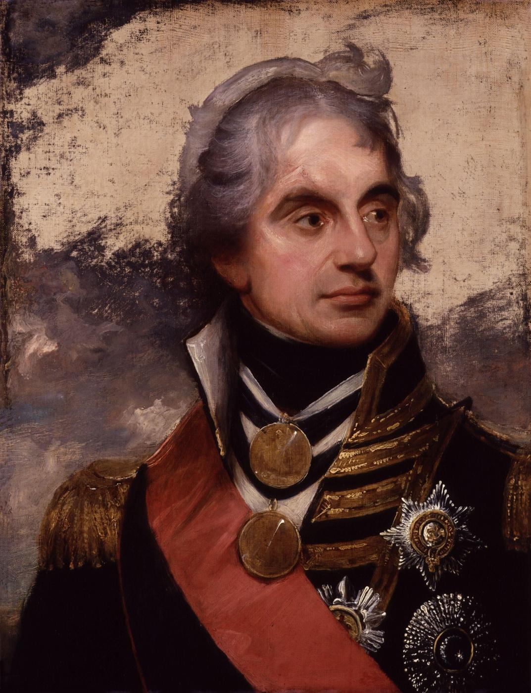 Henry William Beachy. Horatio Nelson