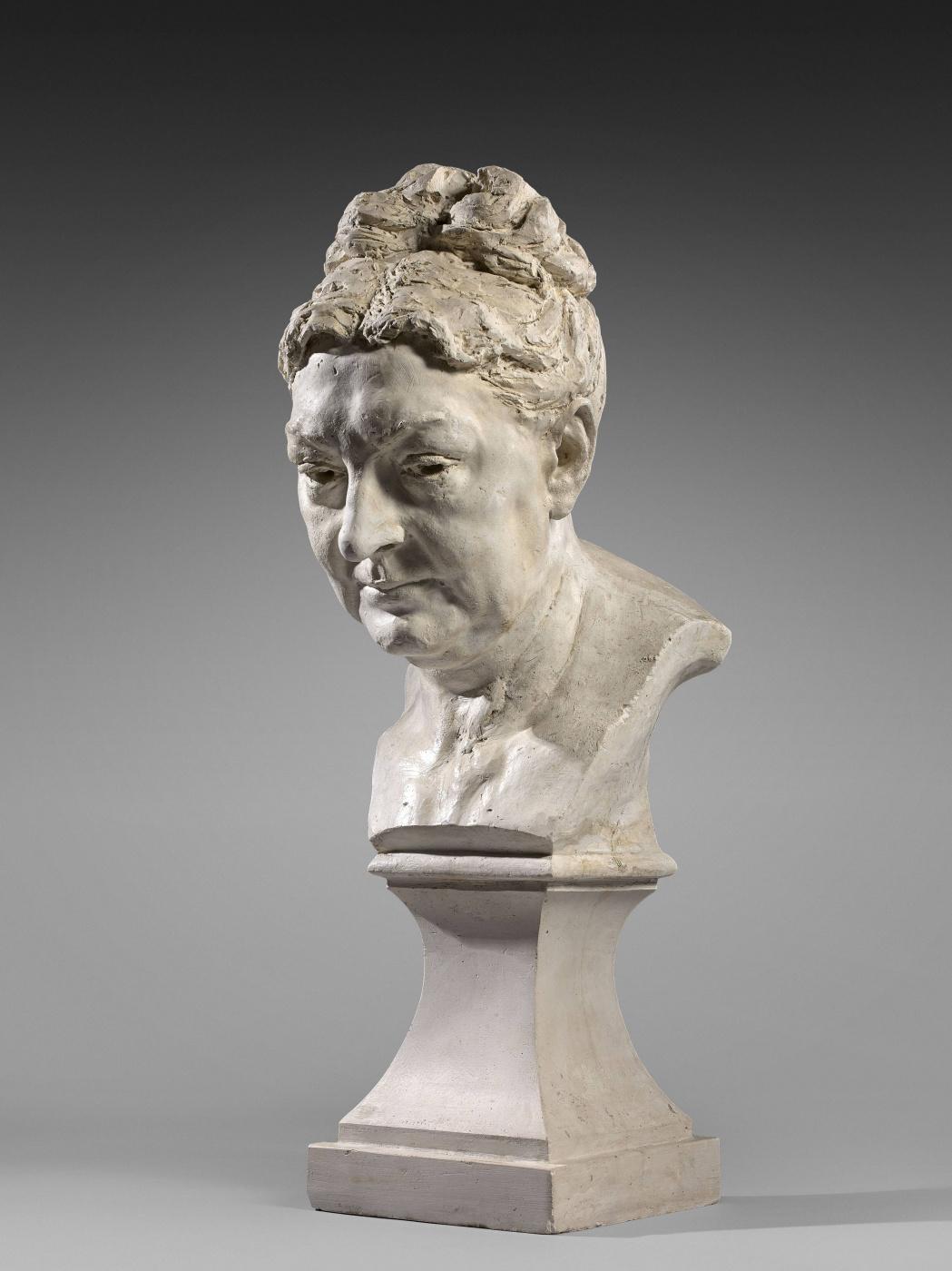 Camille Claudel. Buste de femme ou Madame Claudel