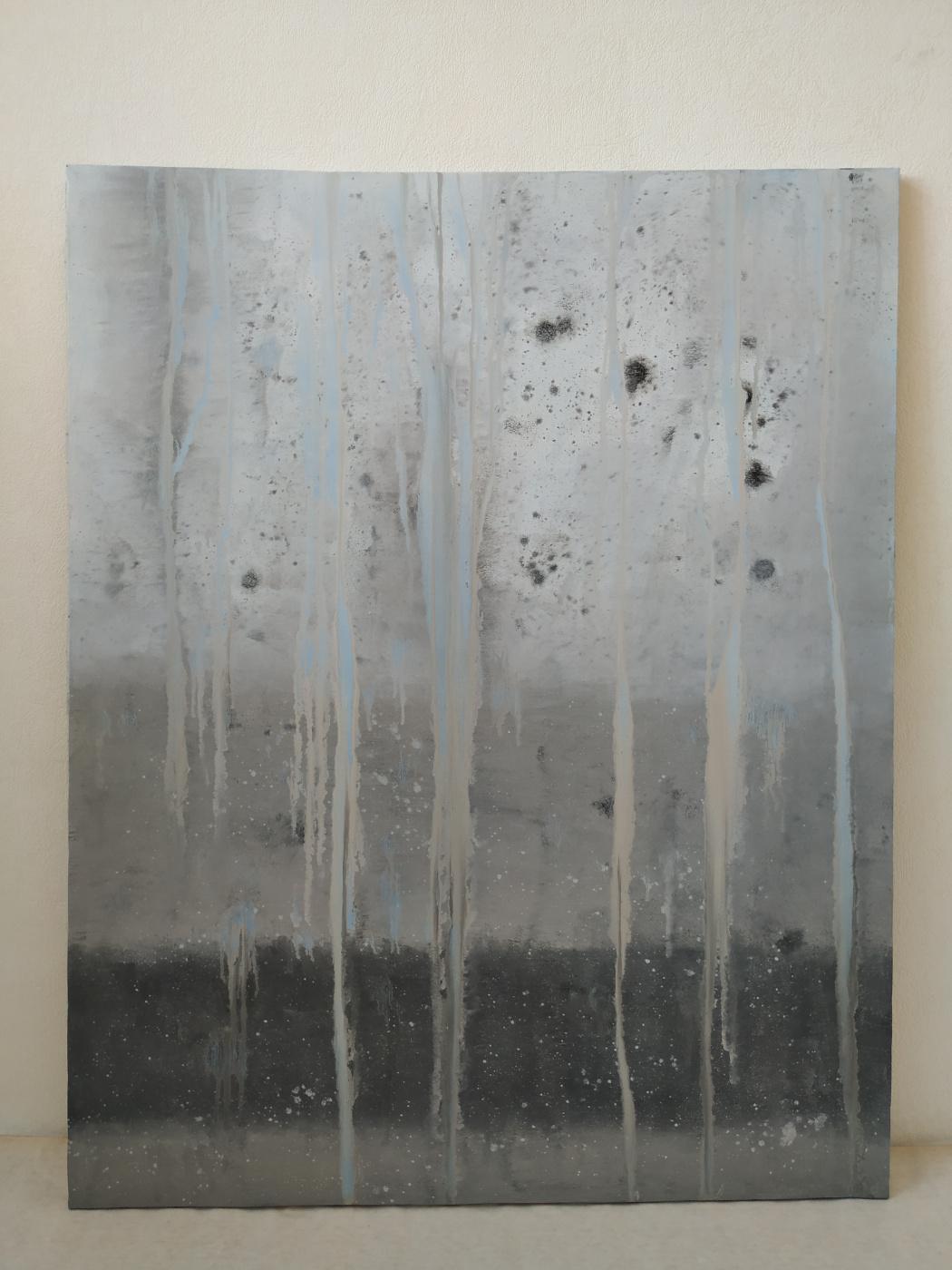 Gulzhanat Temirkhan. Abstraction 1