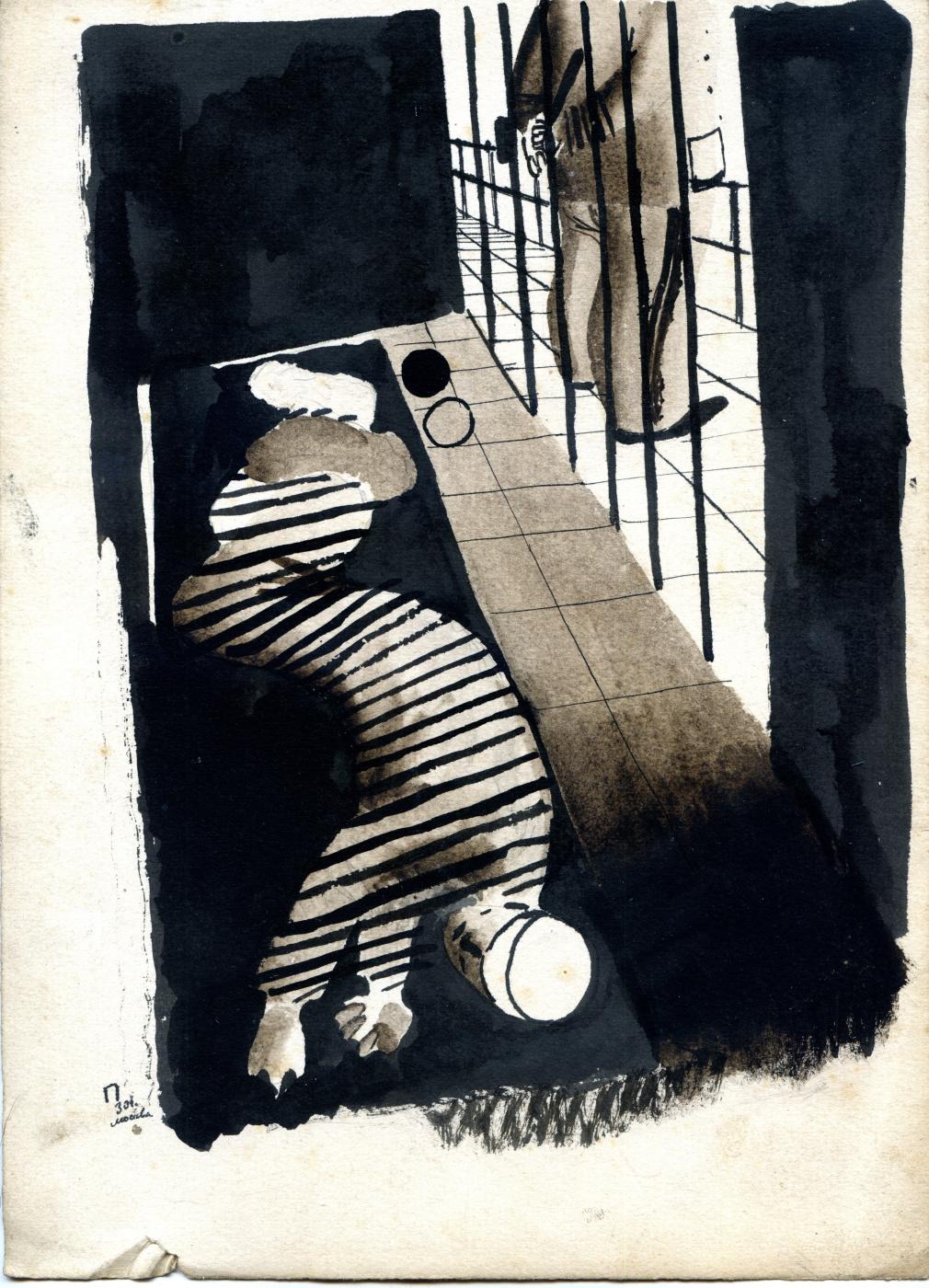 Pimenov Yu.I.. Illustration