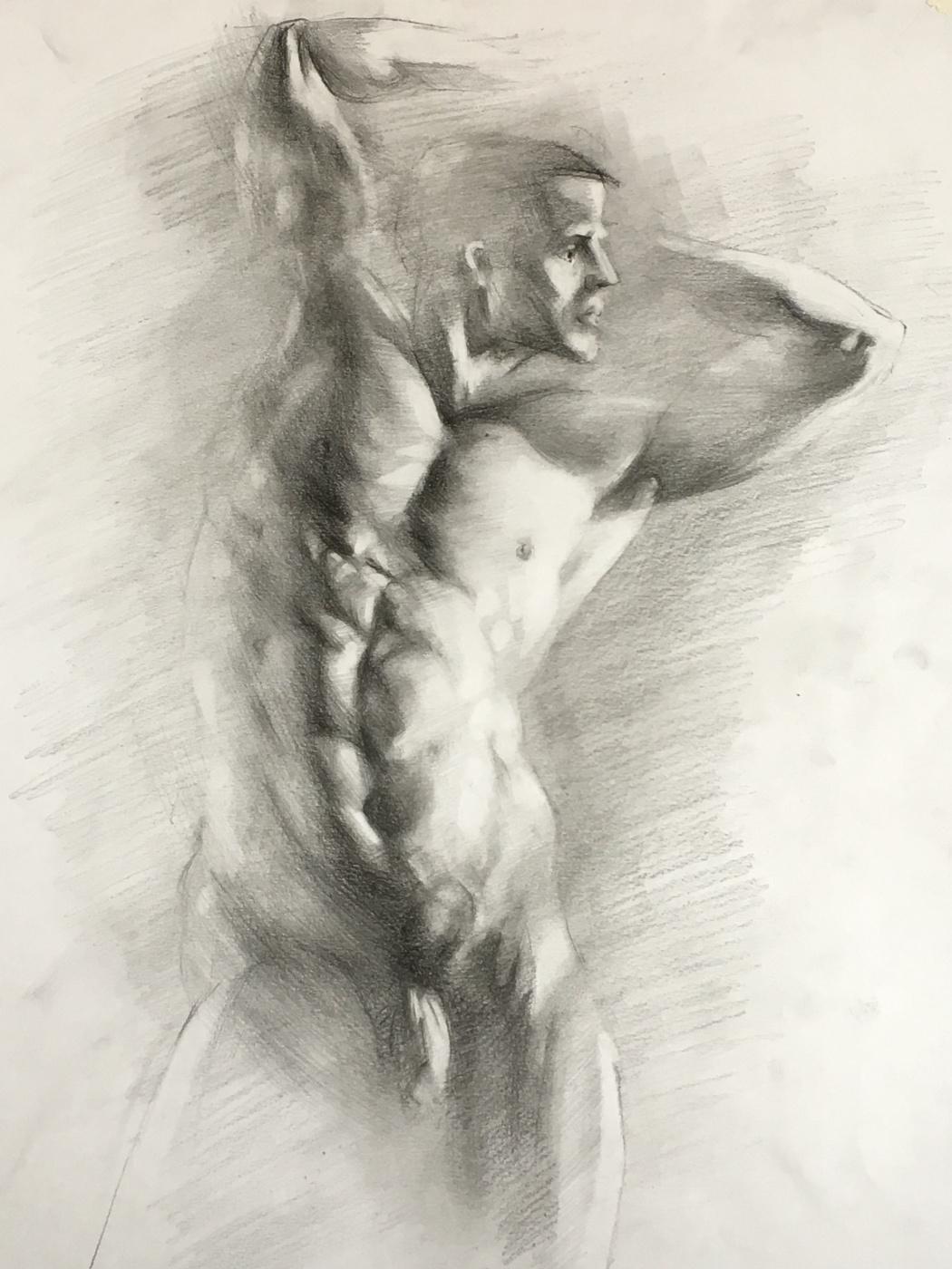 Yuri Ivashkevich. Dancer