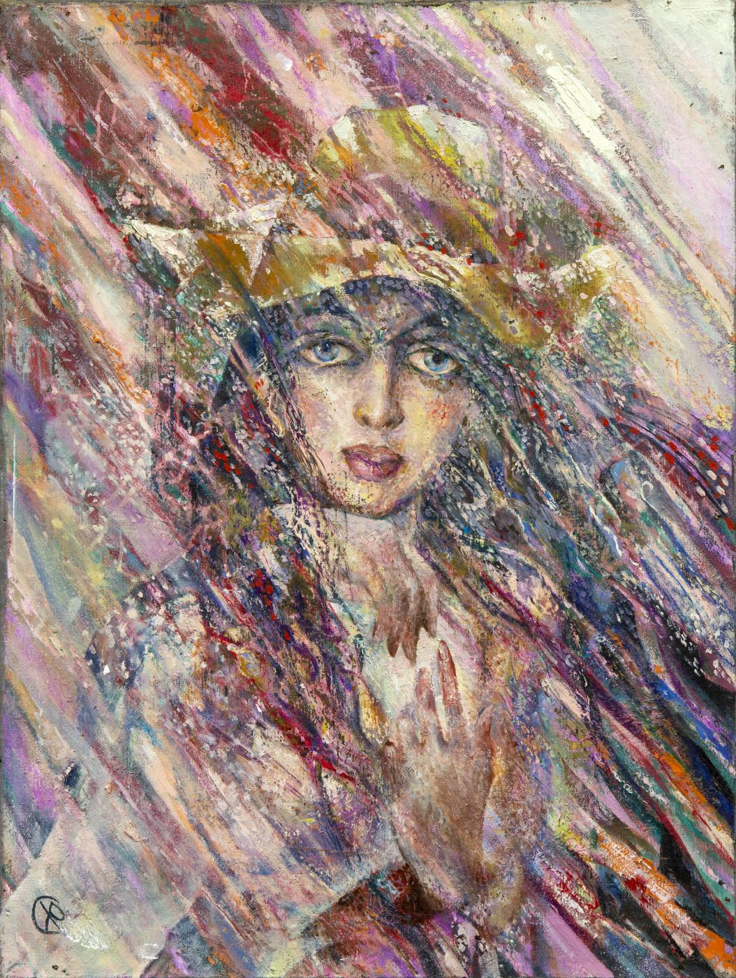 Rinat Salimzyanovich Khanafeev. Pink rain