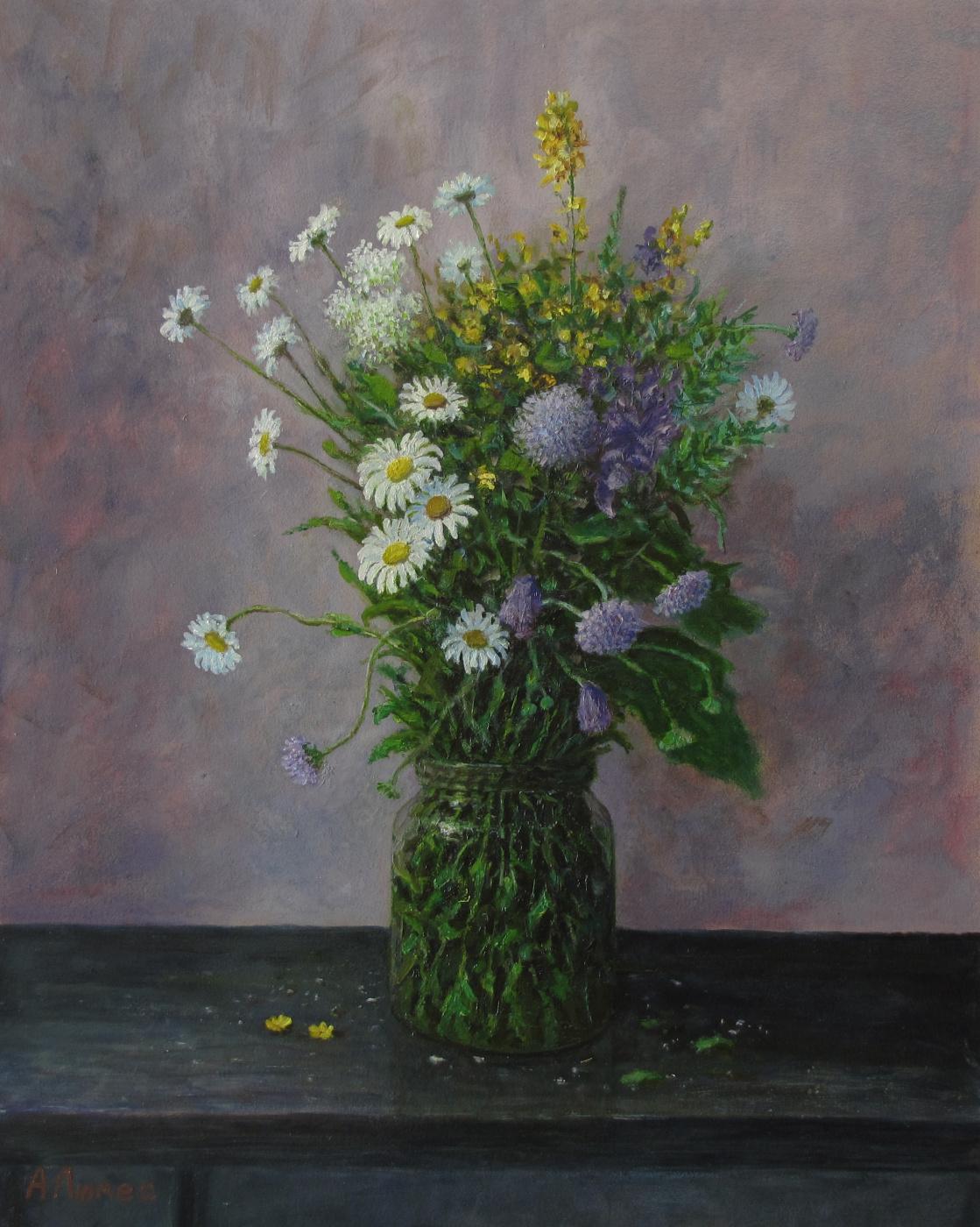 Andrew Lumez. Wildflowers