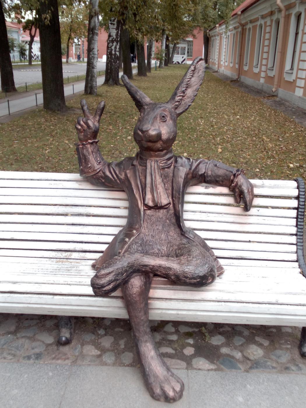 "Алексей Гришанков (Alegri). ""Brave Bunny"""