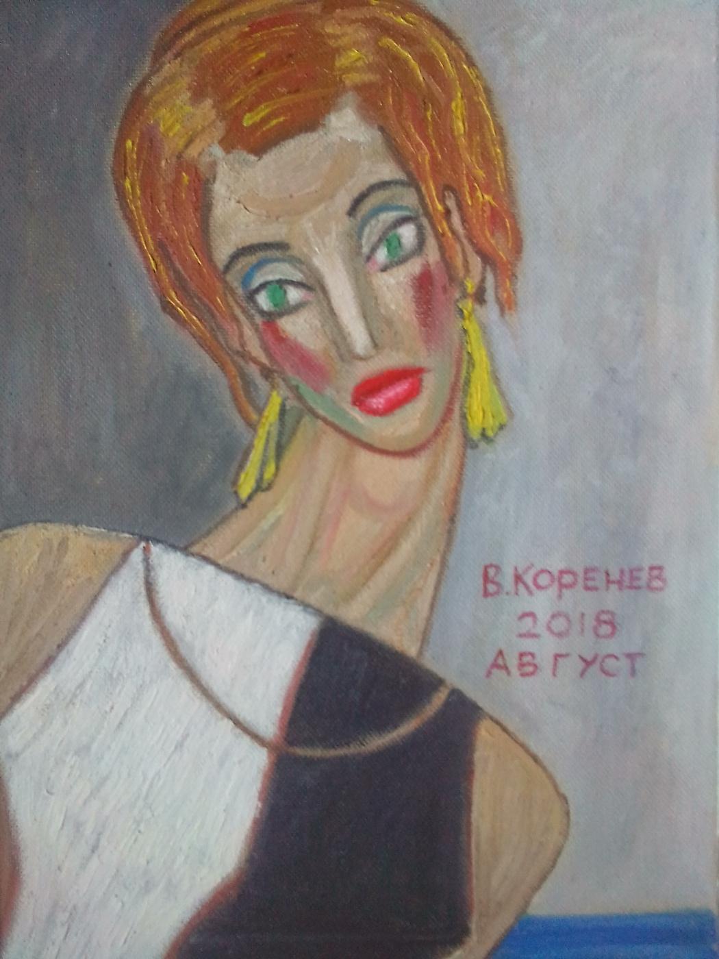 Вячеслав Коренев. August 2018