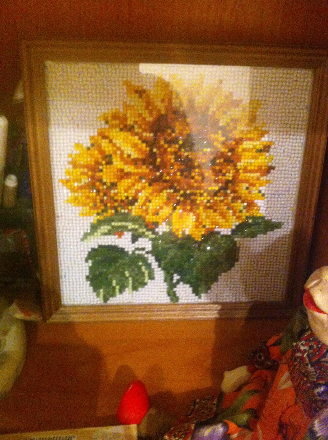 Natasha Soberg. Sunflowers