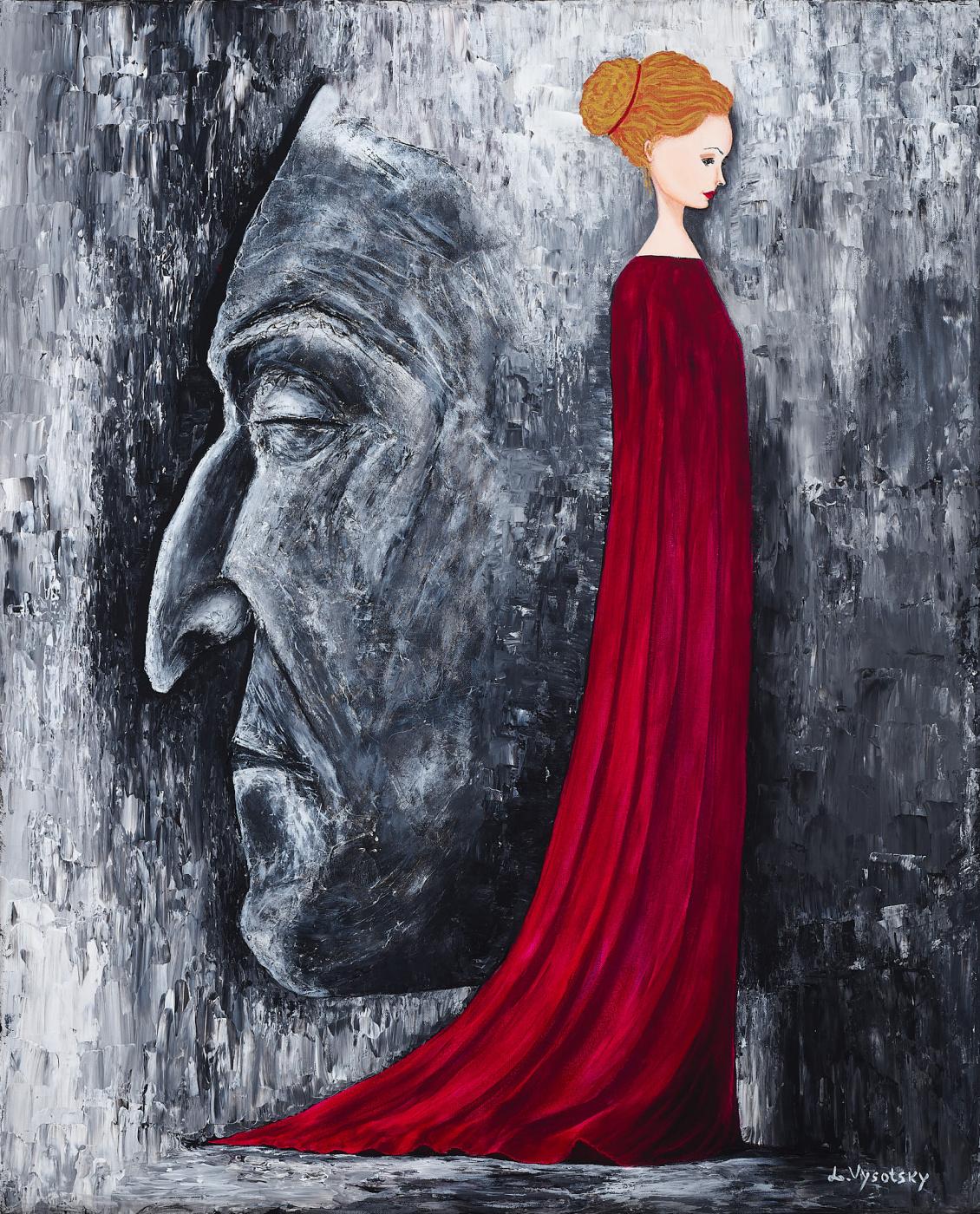 Leda Vysotsky. Beatrice