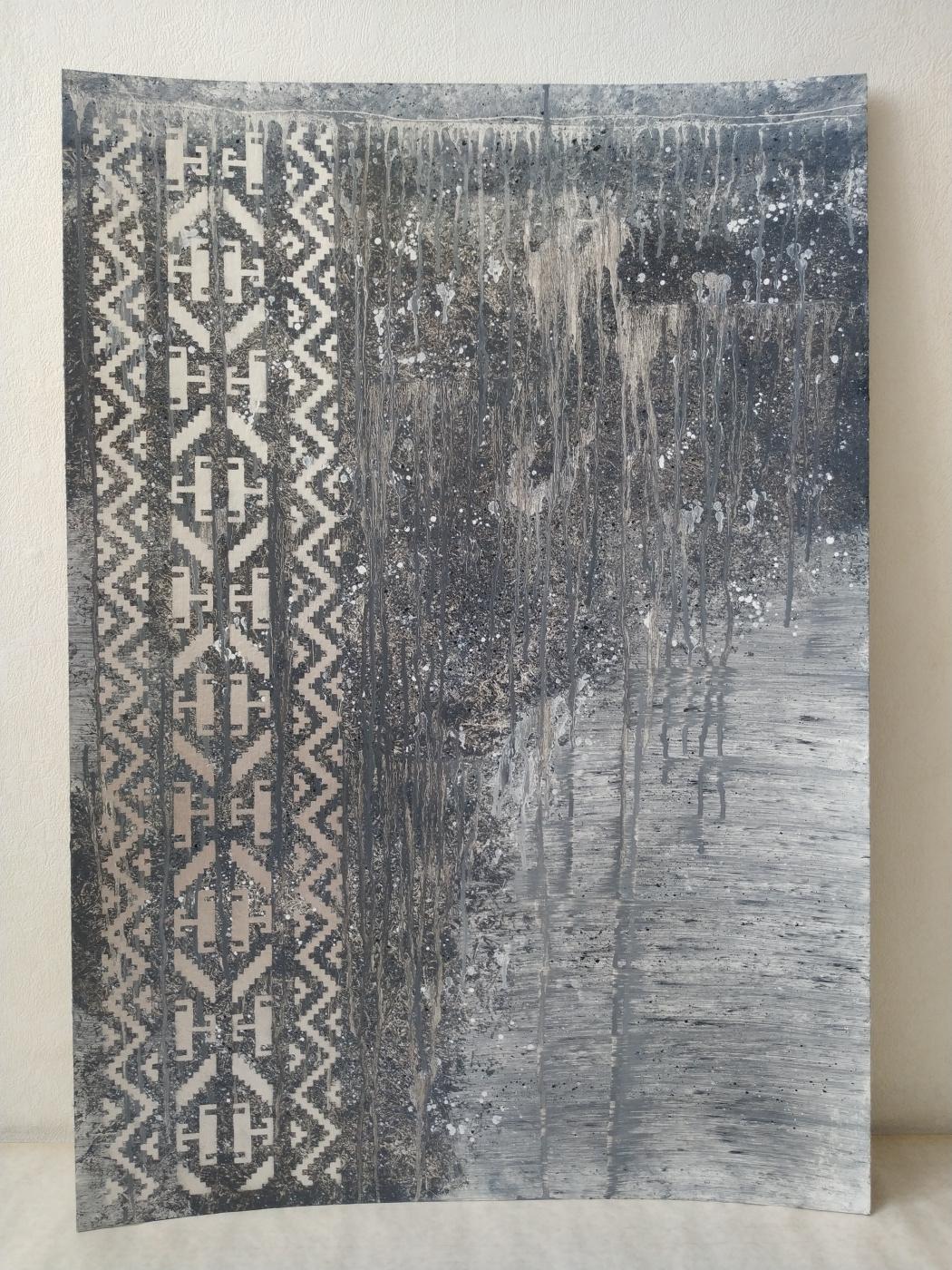 Gulzhanat Temirkhan. Abstraction 23