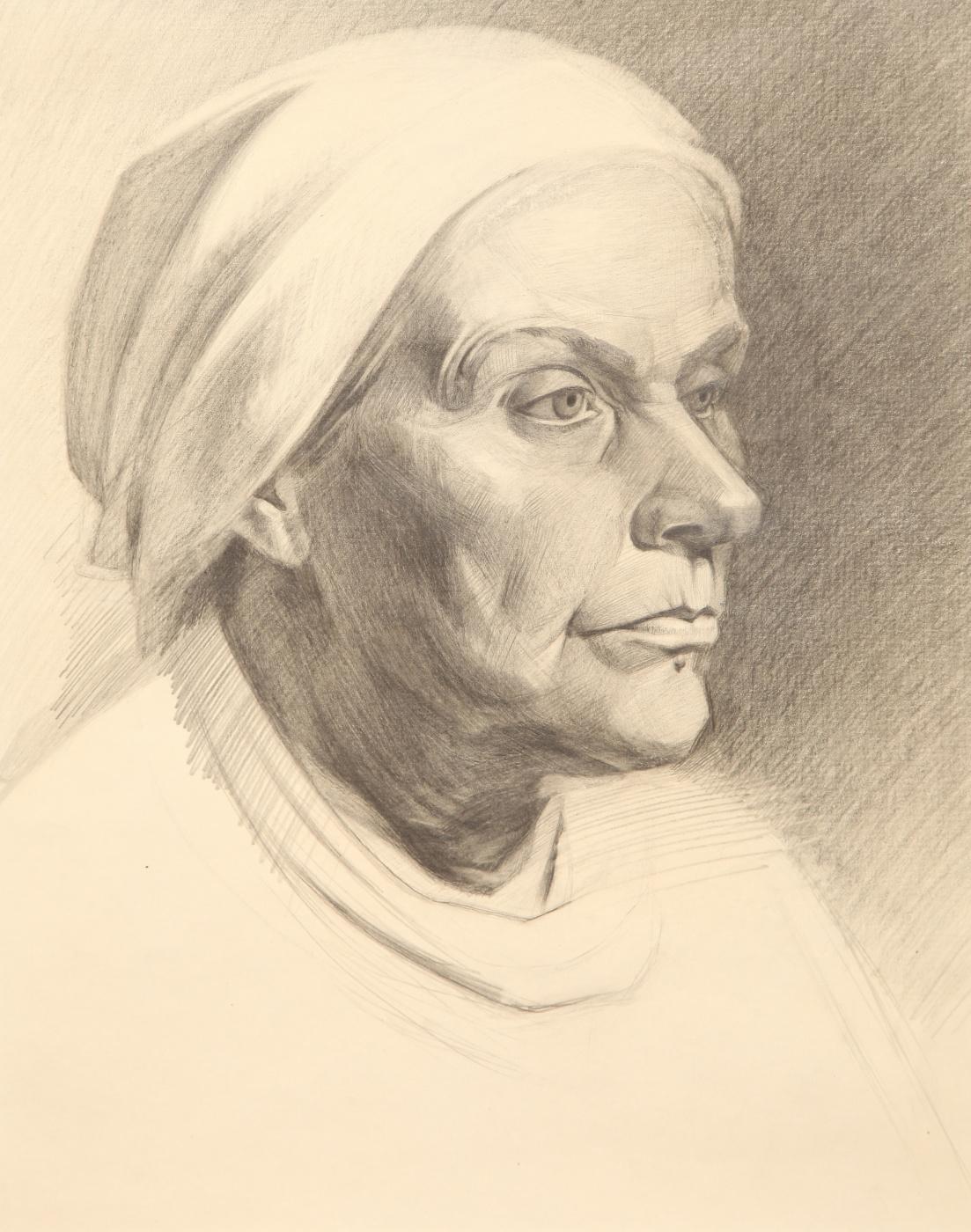 Сергей Георгиевич Леконцев. Mama