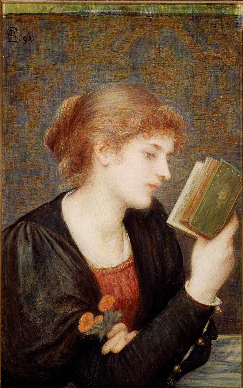 Мария Евфросина Спартали Стиллман. Favorite sonnet