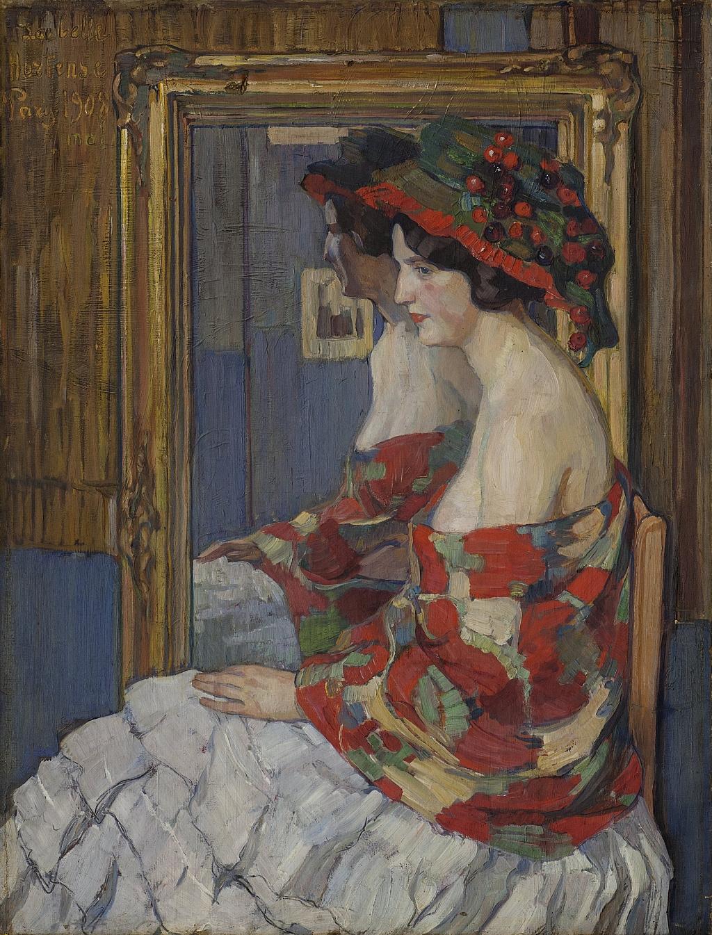 Elena Kiseleva. La belle Hortense
