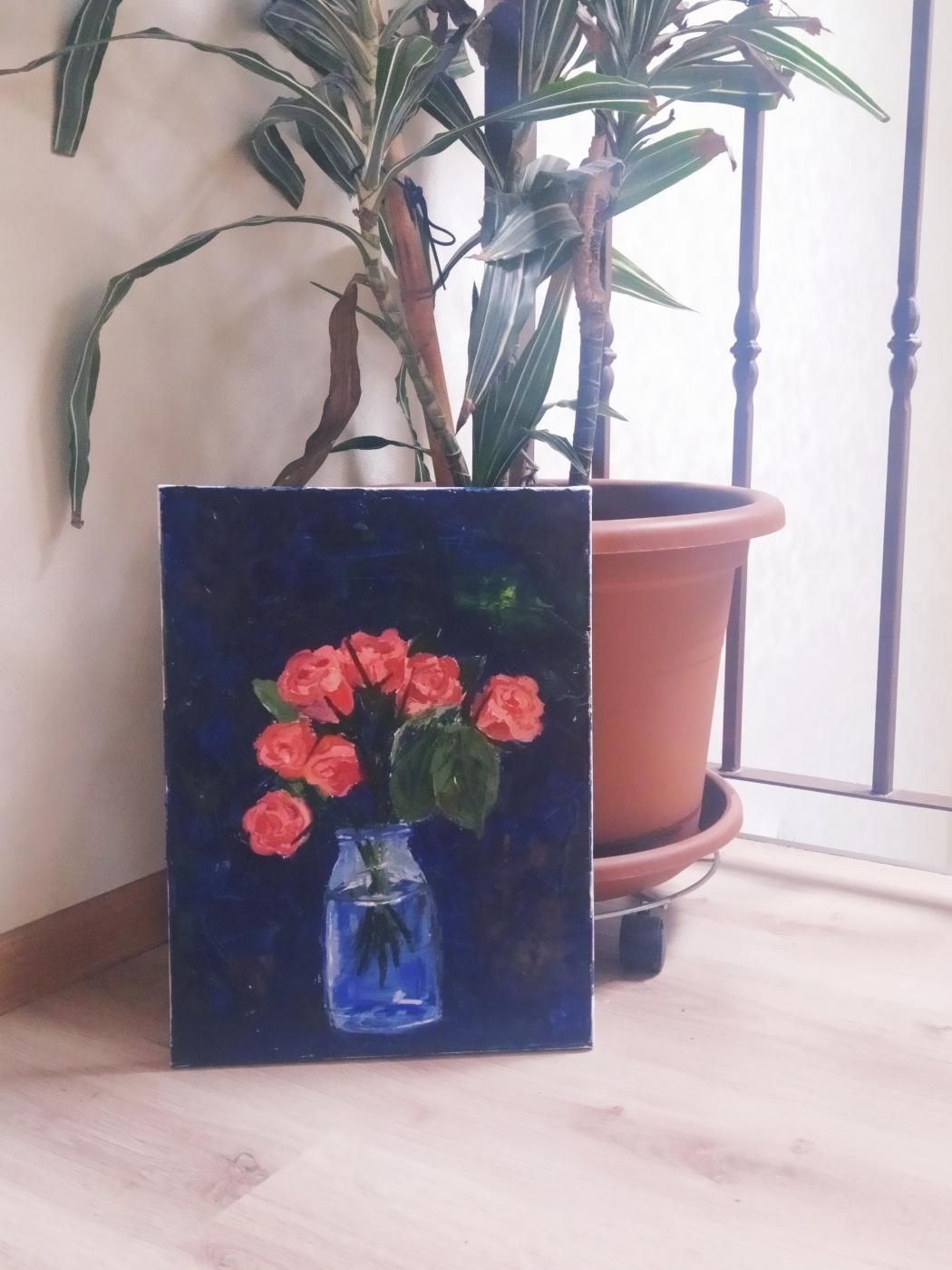 Margo Ddd Haretty. Lonely roses