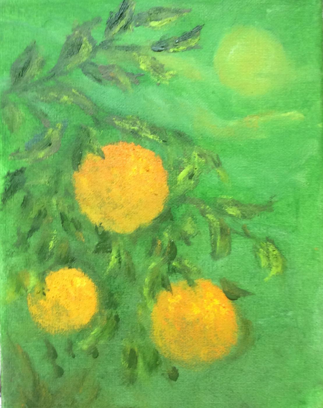 Рита Аркадьевна Бекман. Любовь к трем апельсинам