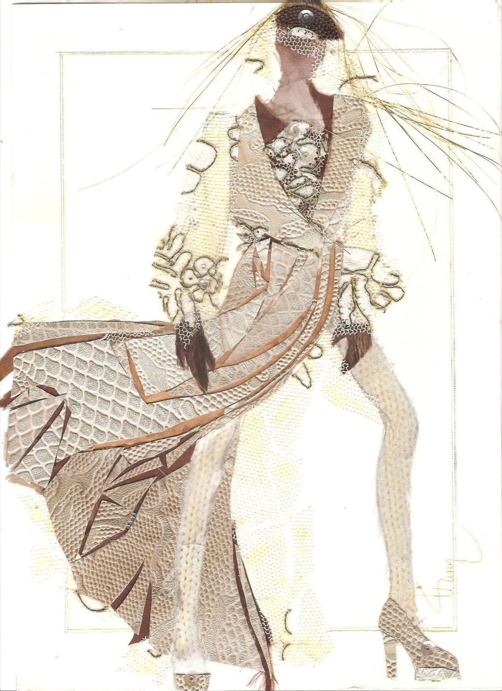 Anush Spartakovna Spartakovna. The bride