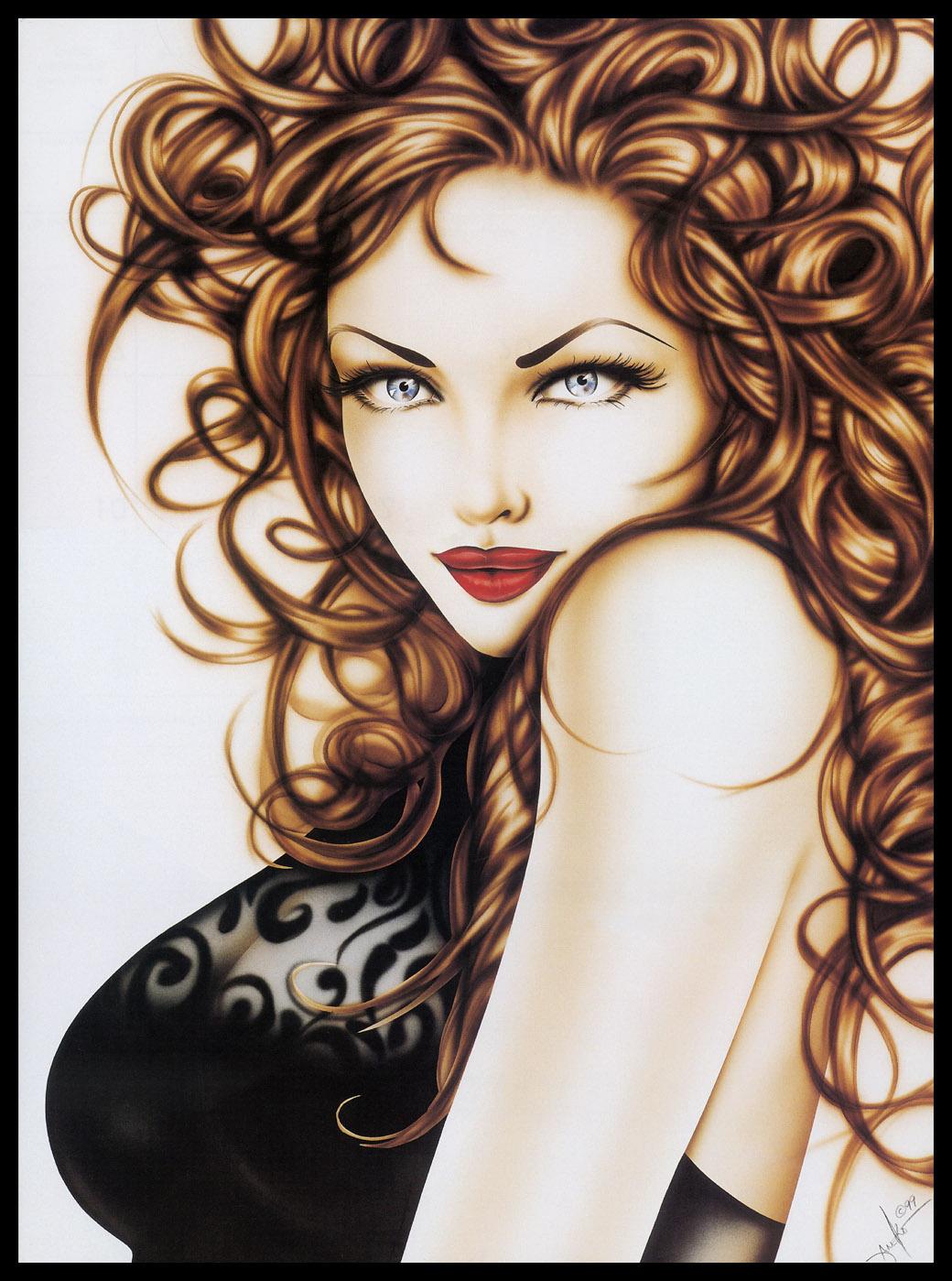 Jennifer Ianesco. Flirting