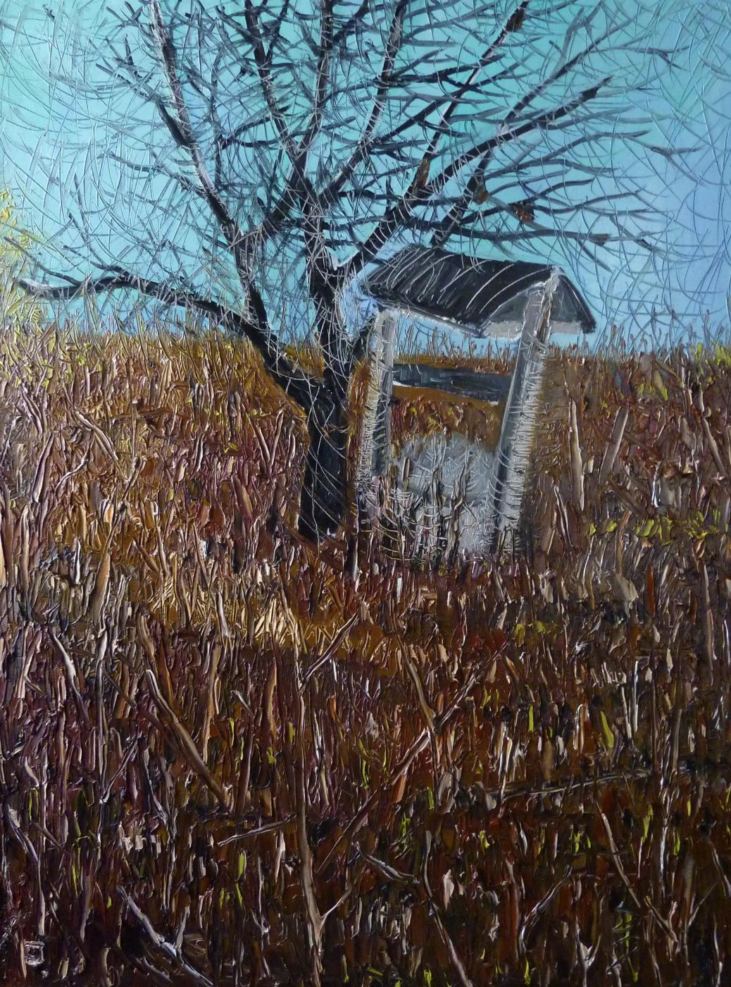 Svyatoslav Ryabkin. Abandoned well Abandoned Well