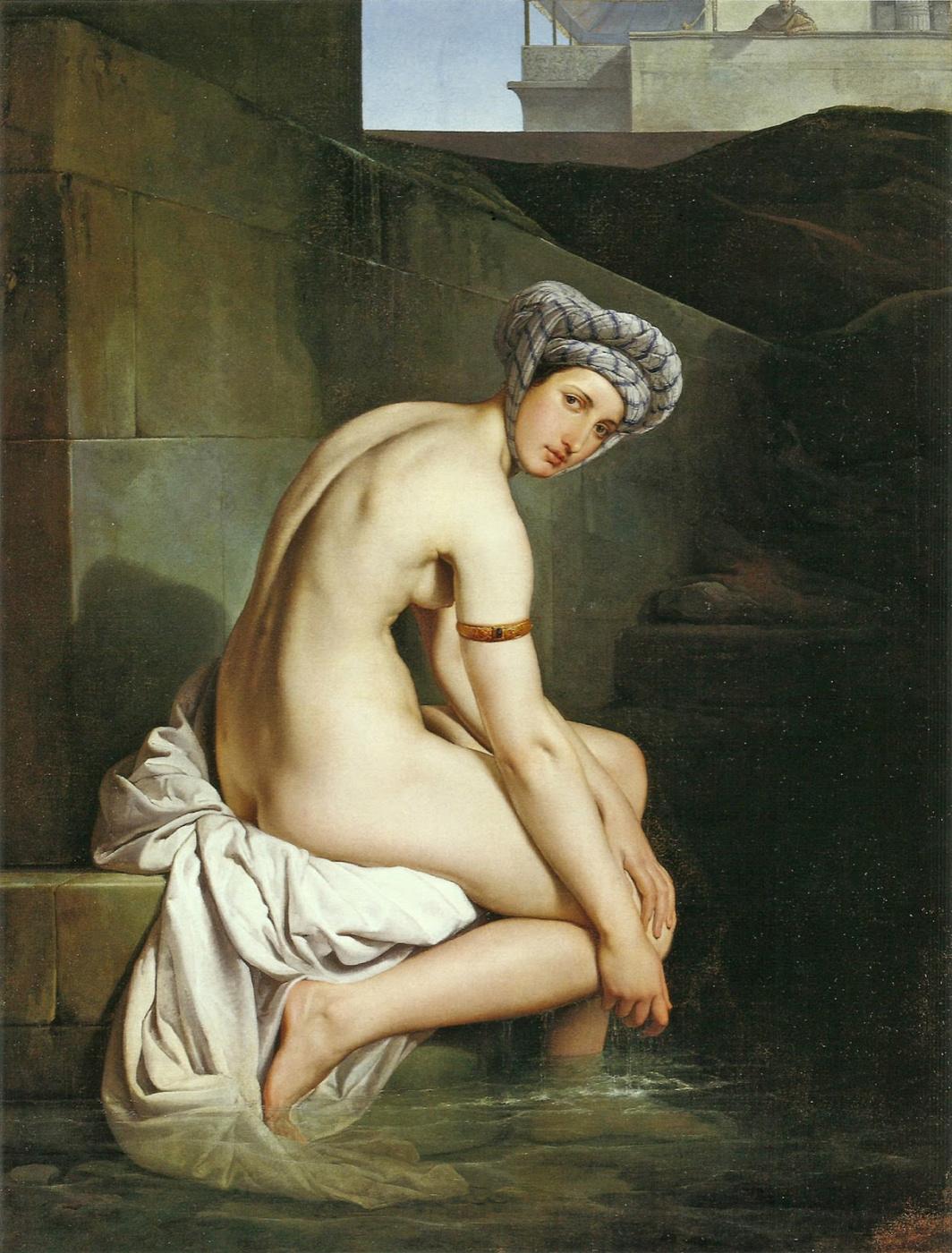 Francesco Ayets. Bathsheba