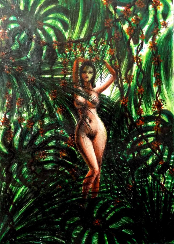 Alex Visiroff. Tropical Dryad