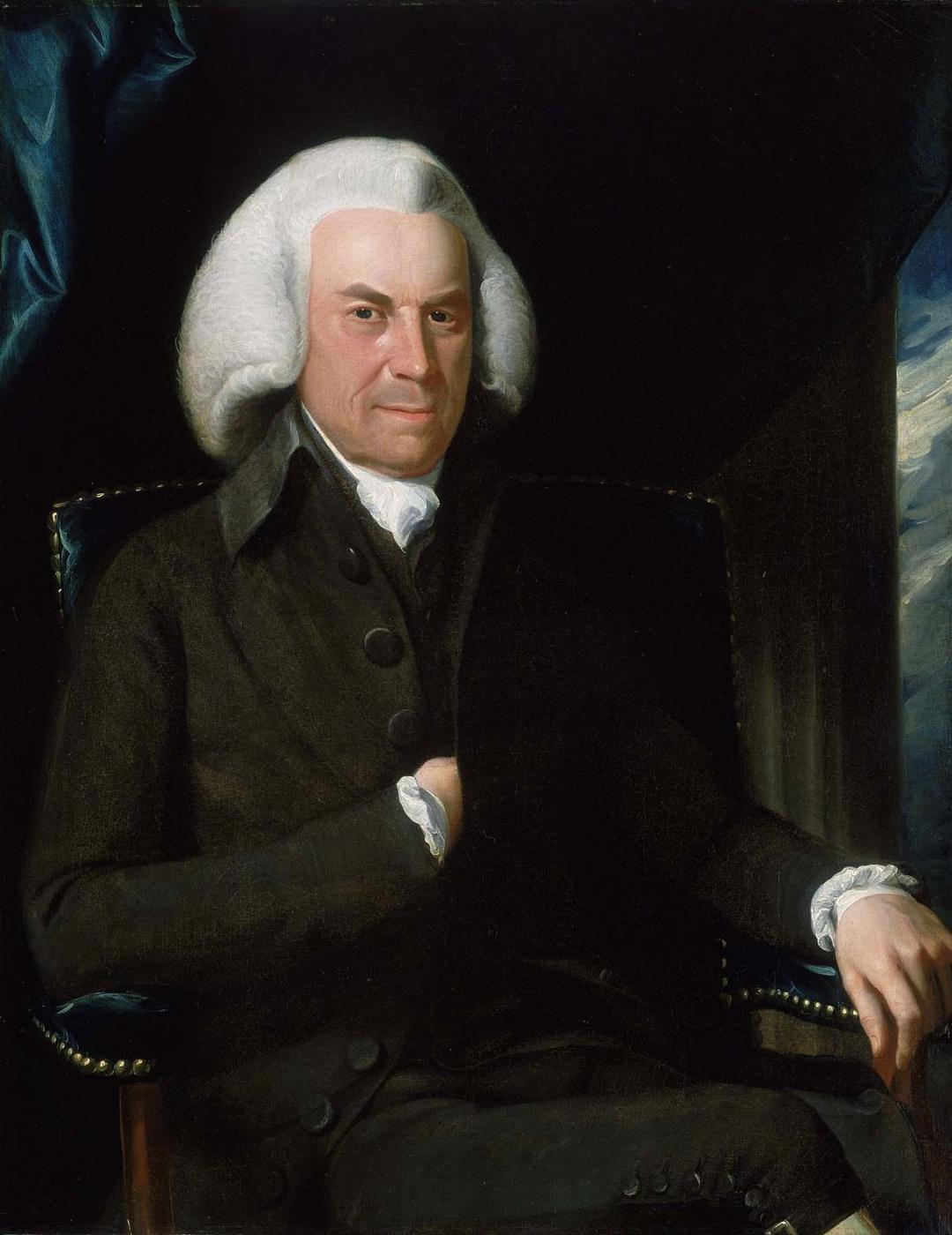 John Singleton Copley. Portrait Of John Codman