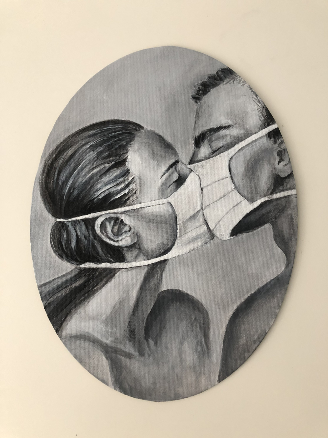 Anna Shuilova. Kiss