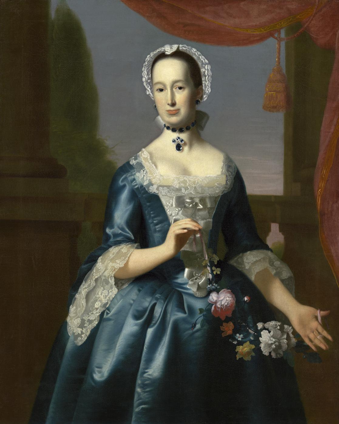 John Singleton Copley. Anne Fairchild Bowler (Mrs. Metcalf Bowler)