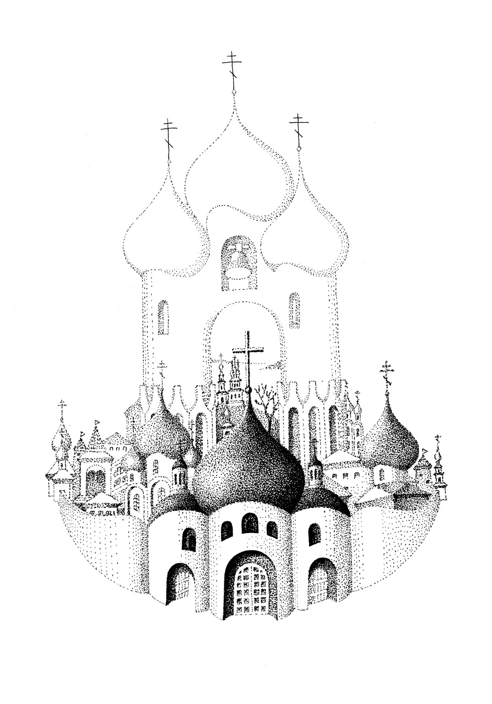 Evgeny Alexandrovich Tikhonov. Russia