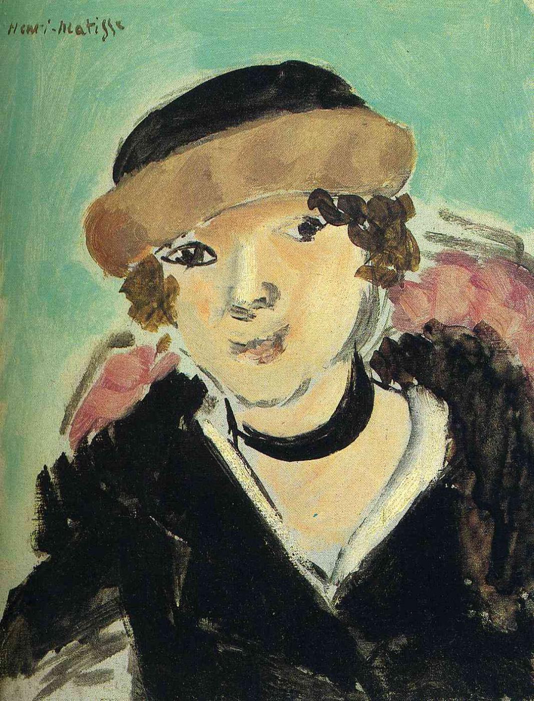 Henri Matisse. Margaret
