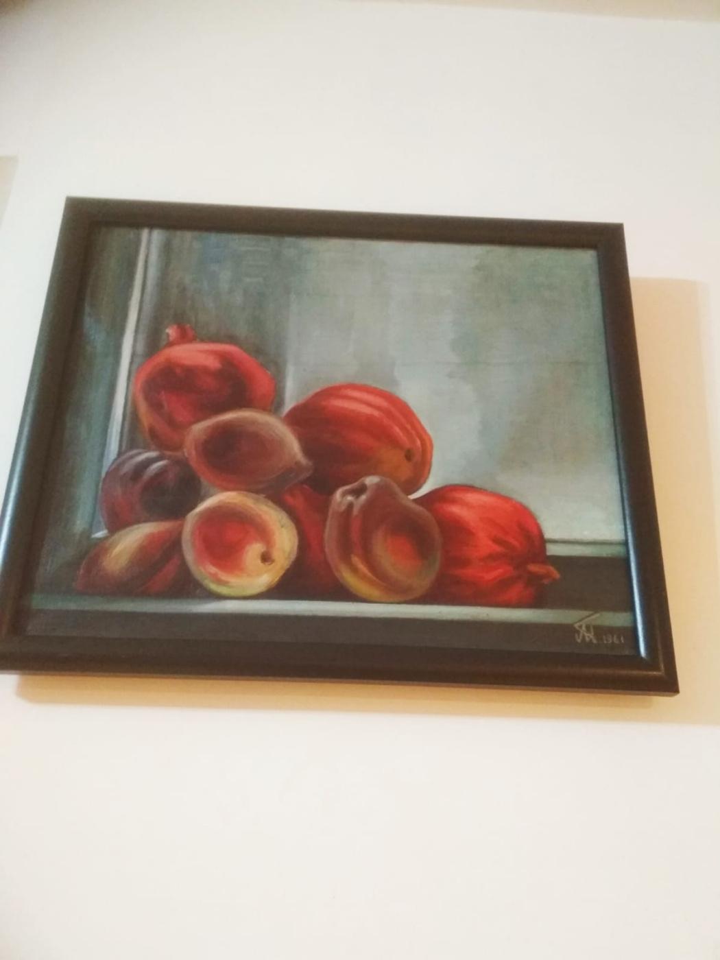 Ada Izrailevna Poberezhskaya. Peaches