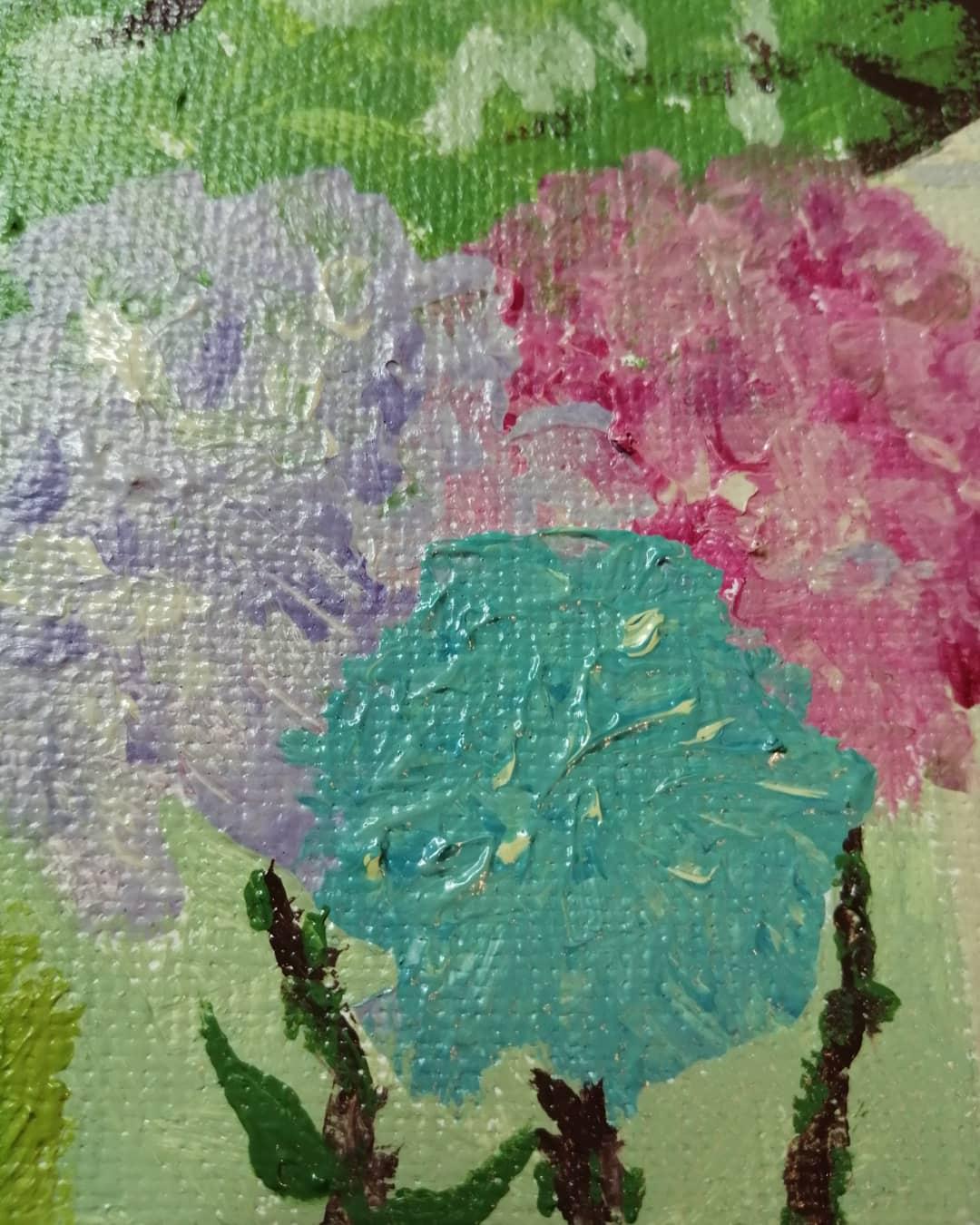 Maalliv la. Flowers