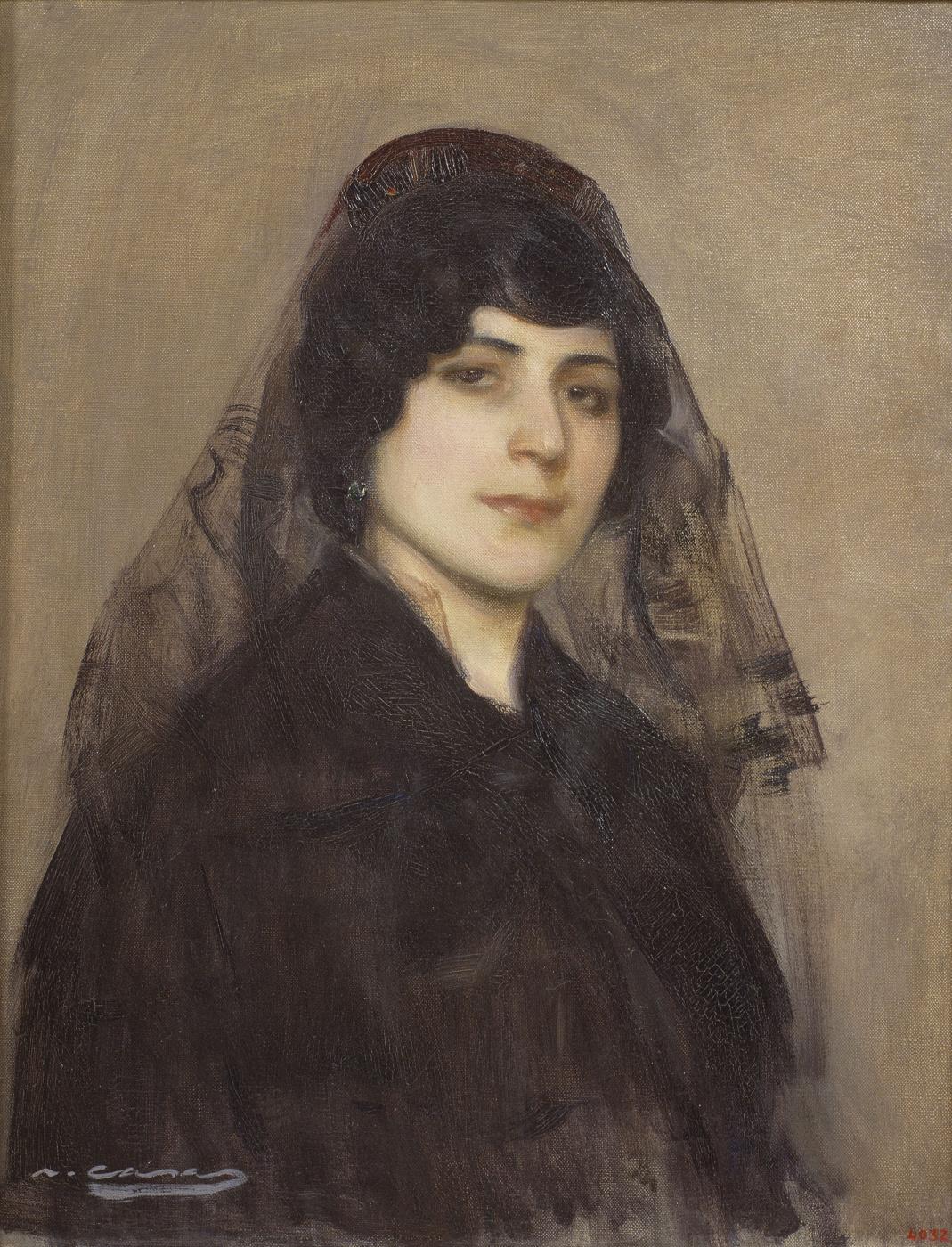 Ramon Casas i Carbó. Marietta