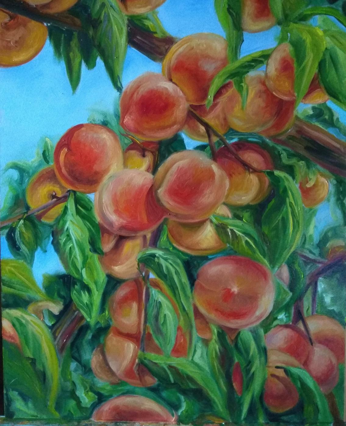 Nadezhda Anatolyevna Poleva. Fruit