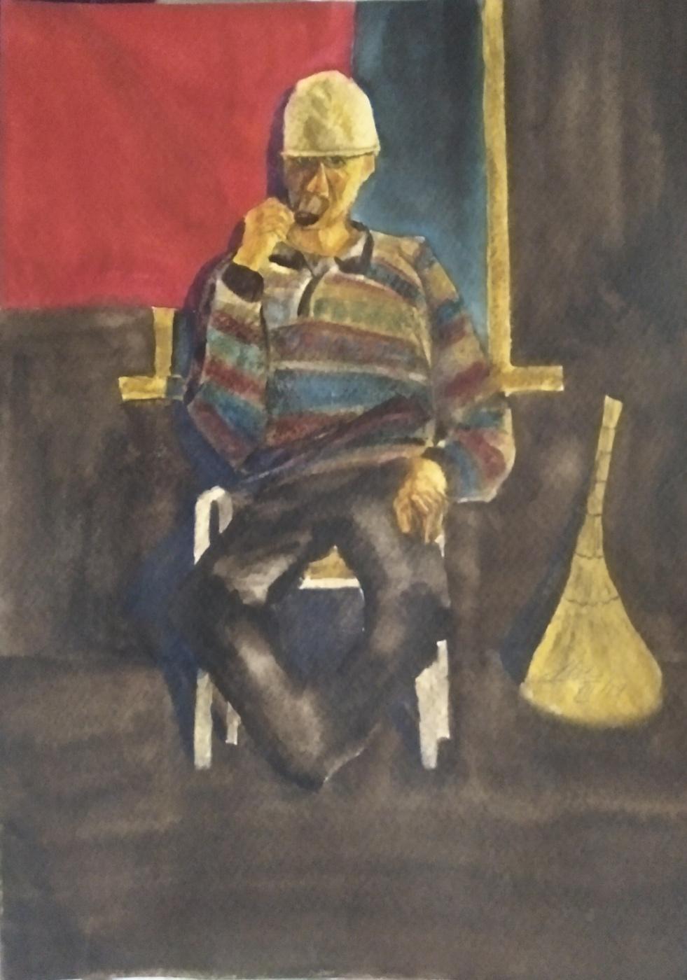 Maxim Alexandrovich Tatarinov. Pavlik