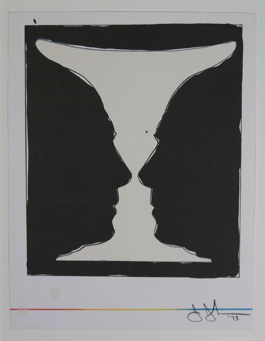 Jasper Jones. Cup 2 Picasso