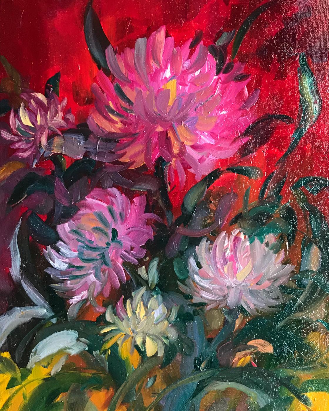 Sabina Garaeva. Bloom
