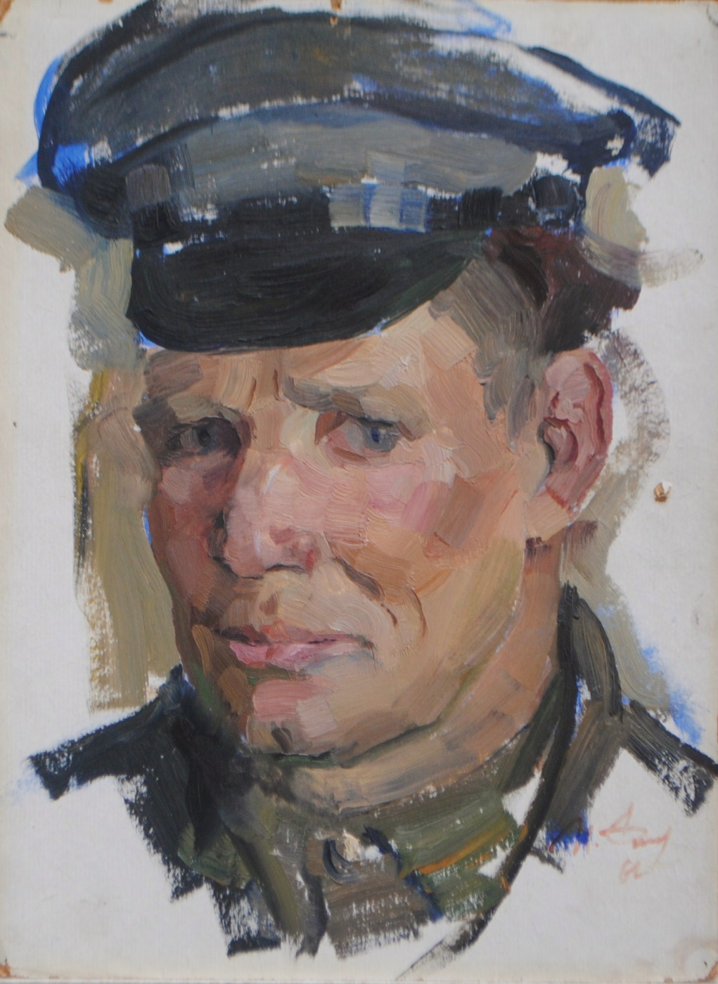 Ivan Ivanovich Filichev. Worker Kedrovsky section