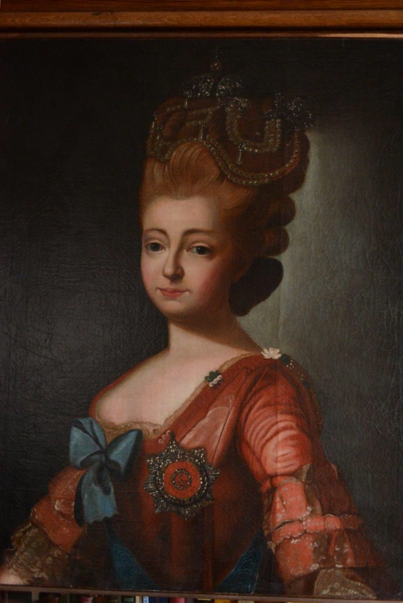 Unknown artist. Portrait of Mary 2
