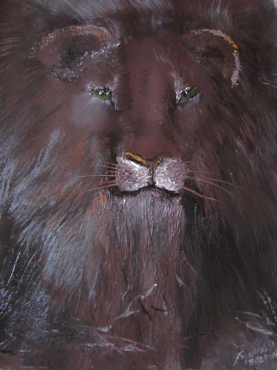 Дмитрий Юрьевич Буянов. Lioness